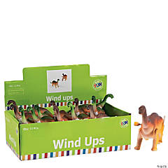 Wind-Up Dinosaurs