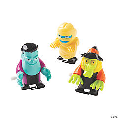 Wind-Up Halloween Toys PDQ
