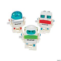 Wind-Up Robots
