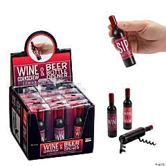 Wine Bottle Corkscrews