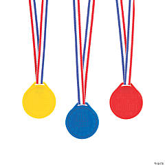 Winning In Christ Medals
