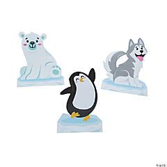 Winter Animals Stand-Ups