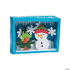 Winter Box Craft Kit