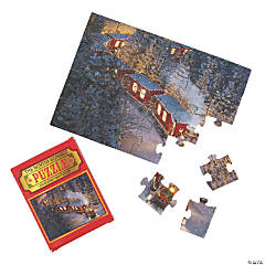 Winter Express Jigsaw Puzzles