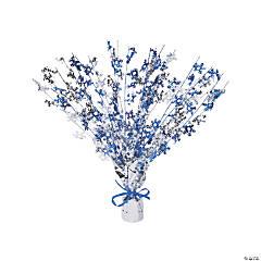 Winter Foil Burst Decoration