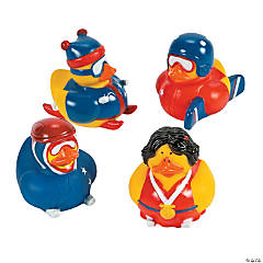 Winter Games Rubber Duckies