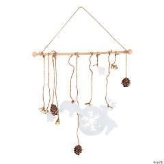 Winter Hanging Decoration Craft Kit