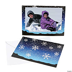 Winter Photo Greeting Cards