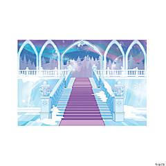Winter Princess Backdrop