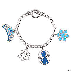 Winter Princess Charm Bracelets