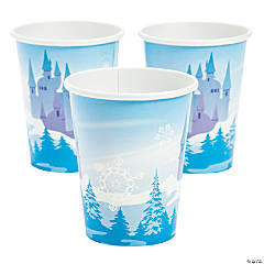 Winter Princess Cups