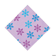 Winter Princess Luncheon Napkins
