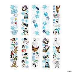 Winter Sticker Assortment