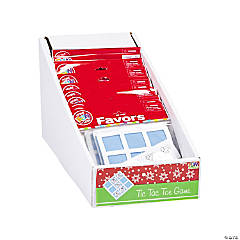 Winter Tic-Tac-Toe Games PDQ