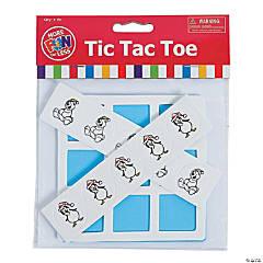Winter Tic-Tac-Toe Games