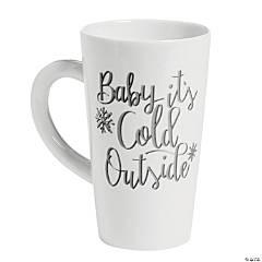 Winter Wonderland Ceramic Coffee Mugs