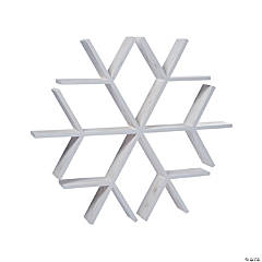 Winter Wonderland Snowflake Decoration