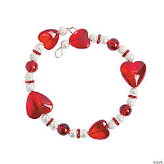 Wire Heart Bracelet Craft Kit