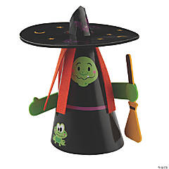 Witch Cone Craft Kit