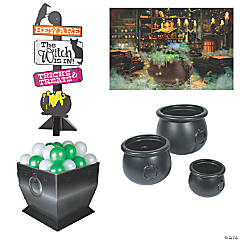 Witches Decorating Kit