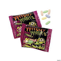 Witchy Warts Candies