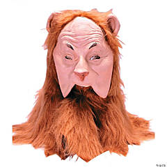 Wizard of Oz Cowardly Lion Mask