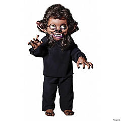 Wolfie Monster Kid Halloween Decoration