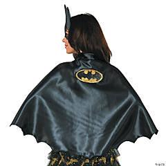 Women's Batgirl Cape