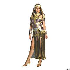 Women's Deluxe Hippolyta Costume - Medium
