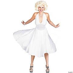 Women's Deluxe Marilyn Monroe Costume - Medium/Large