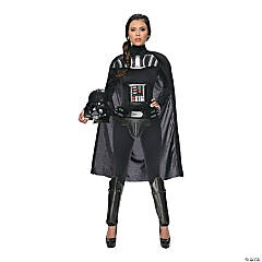 Women's Deluxe Star Wars™ Darth Vader Costume - Small