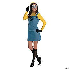 Women's Despicable Me™ Minion Costume - Small