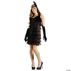 Women's Flapper Costume - Small/Medium