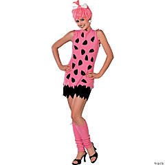 Women's Flintstones™ Pebbles Costume - Medium
