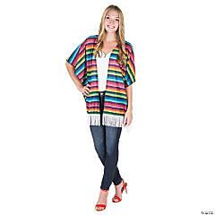 Women's Fun Fiesta Kimono Vest