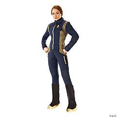 Women's Grand Heritage Star Trek: Discovery™ Commander Uniform Costume - Standard