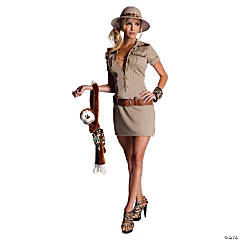 Women's Jane the Hunter Costume - Medium