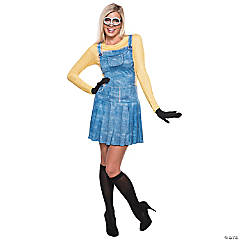 Women's Minions™ Costume - Extra Small
