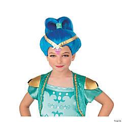 Women's Nickelodeon™ Shimmer & Shine™ Blue Wig