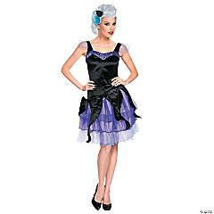 Women's Plus Size Deluxe The Little Mermaid™ Ursula Costume - XXL