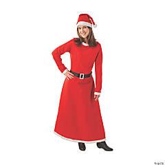 Women's Simply Mrs. Santa Costume - Standard