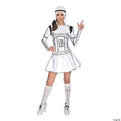 Women's Star Wars™ Stormtrooper Costume - Small