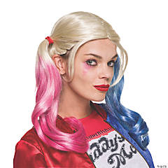 Women's Suicide Squad™ Harley Quinn Wig