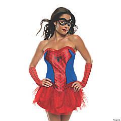 Women's Tutu Economy Spidergirl Costume - Small