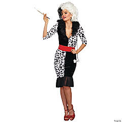 Women's Dalmatian Diva Dress