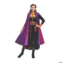 Women's Deluxe Disney's Frozen II Anna Costume - Large