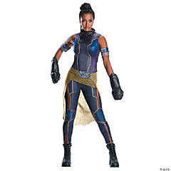 Women's Deluxe Marvel Black Panther™ Shuri Costume - Large