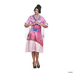 Women's Deluxe Mulan Costume – Plus