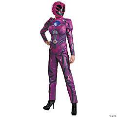 Women's Deluxe Pink Ranger Costume