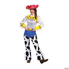 Women's Deluxe Plus Size Toy Story 4™ Jessie Costume